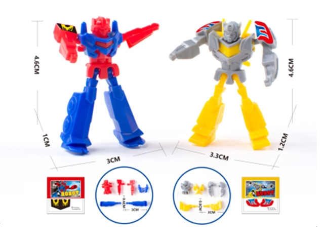 TWO TRANSFORMERS - CY303424