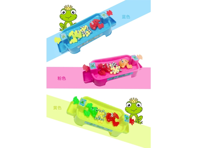 FROGS EAT BEANS (MINI VERSION) - CY313062