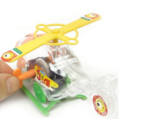 UPPER CHAIN TRANSPARENT SMALL AIRCRAFT - CY336505