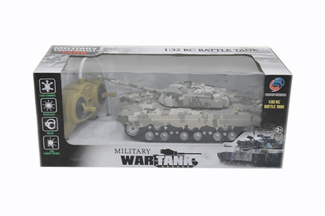 1:32 99 CAMOUFLAGE TANK - CY351725