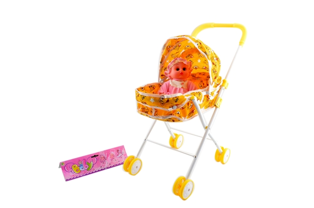 Iron with a baby cart - CY364501