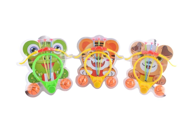 6 animal arched basketball boards - CY367831