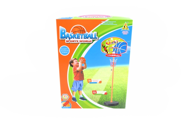 Simulation basketball table with 12cm air pump - CY368615
