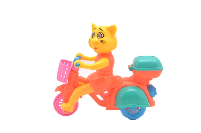 Tom Cat tricycle on the chain - CY368660