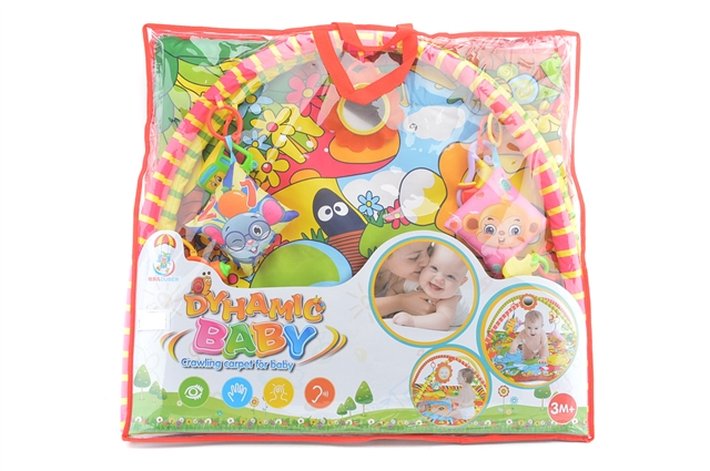 Baby body-building blanket - CY372155