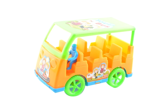 Cartoon back bus - CY372495