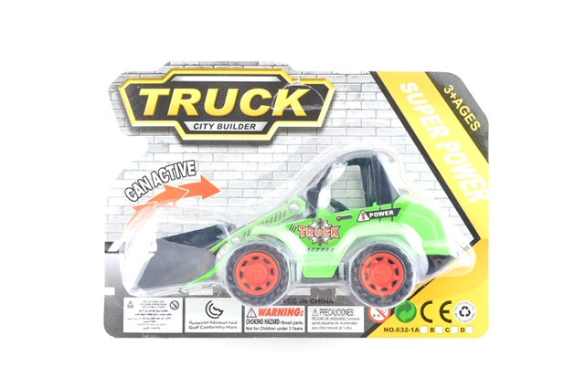 SLIDING CONSTRUCTION VEHICLE - CY372501