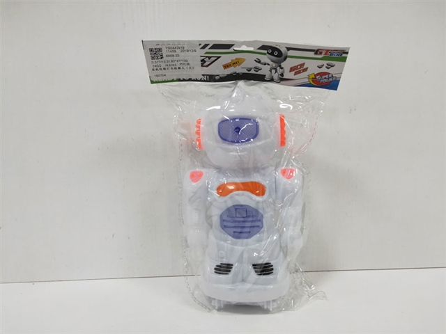 SOLID COLOR CABLE LIGHT ROBOT (LARGE) - CY375701