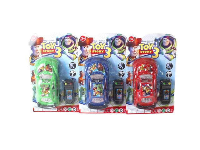 Toy Story 3 wired car 3 color mix - CY380314