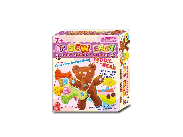 DIY sewing bear sewing music - CY385579