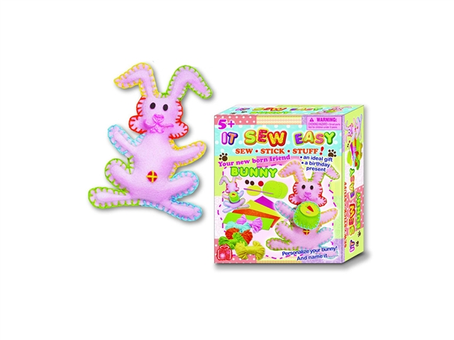 DIY sewing rabbit sewing music - CY386478