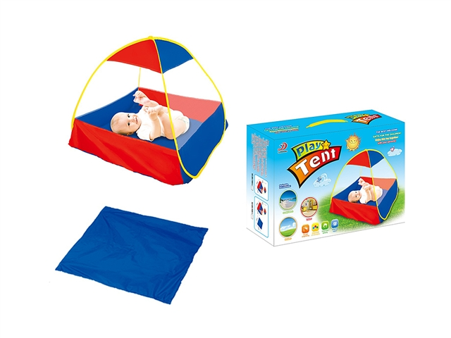 Children's tent with cushion - CY388780
