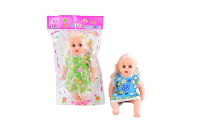 12 inch live eye doll with four music - CY391047