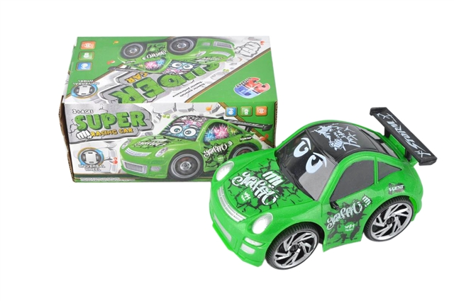 ELECTRIC UNIVERSAL 3D LIGHTING MUSIC BEETLE RACING - CY698206